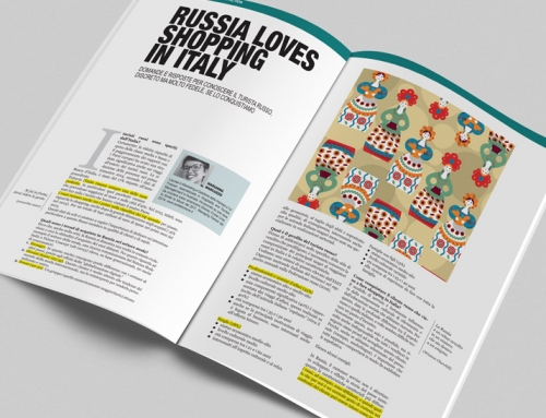 RUSSIA LOVES SHOPPING IN ITALY – Parte 1