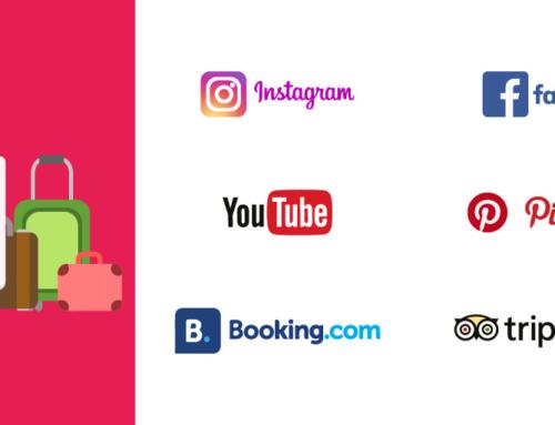 INFOGRAFICA | I Social Media nel Turismo