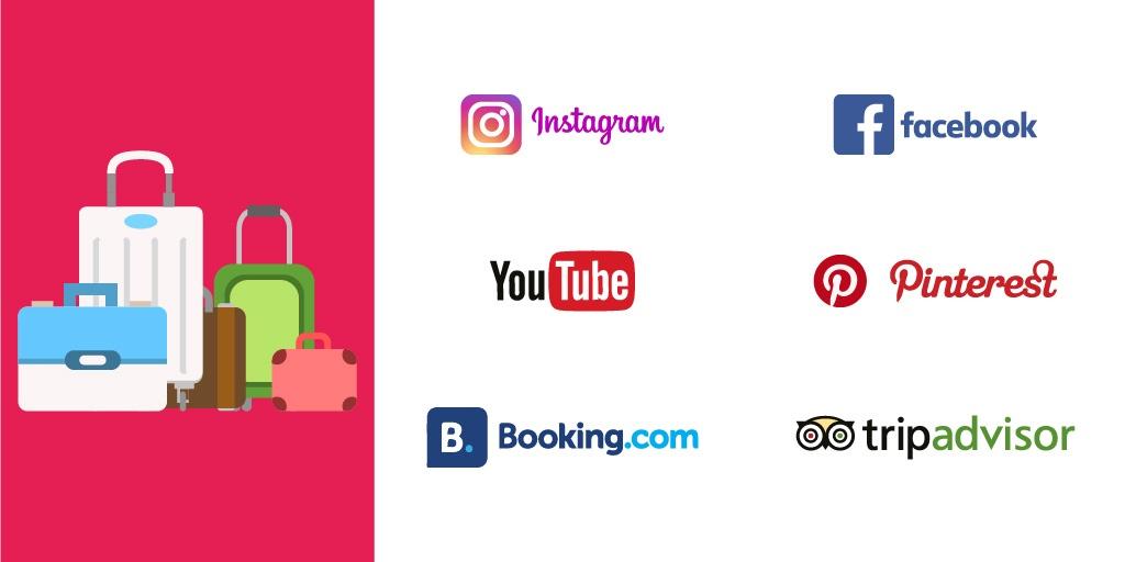 social media nel turismo
